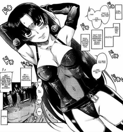 Dress code fetish da Nana to Kaoru