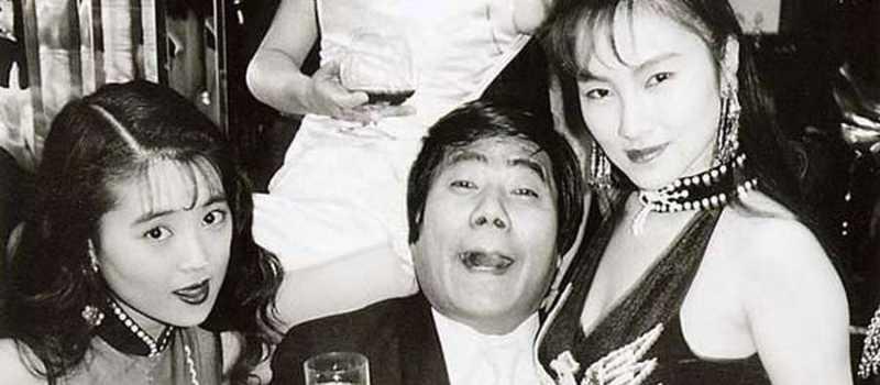 Il vero Toru Muranishi con la pornostar Kaoru Kuroki