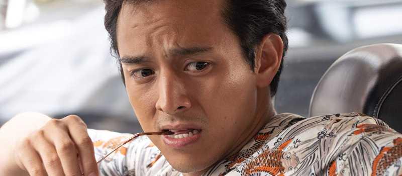 Shinnosuke Mitsushima nel ruolo di Toshi Arai